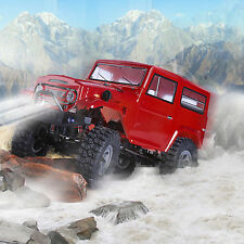 1/10Scale Nitro High Performance 4WD RTR Off Road Car Rock Climbing Electric Car