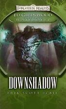 Downshadow: Ed Greenwood Presents Waterdeep-ExLibrary