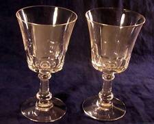 Fostoria DOLLY MADISON Water Goblet Set of 2