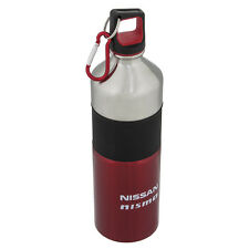 Nissan Nismo Juke 370z GTR Aluminium Sports Water Drinking Bottle Genuine NIS029