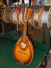 Vintage MANDOLIN German Ocupied USSR  VINTAGE AND VERY RARE 8 STRING