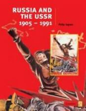 Russia and the USSR, 19051991 (Cambridge History Programme Key Stage 4-ExLibrary