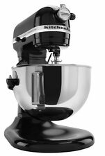 KitchenAid RKV25G0XOB Professional All Metal 5-Quart Stand Mixer, onyx Black