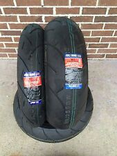 FULL BORE USA SPORT BIKE MOTORCYCLE TIRES TWO TIRE SET 120/70ZR17 & 190/55ZR17