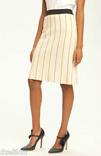 NWT $295 Tory Burch Texture Knit Skirt Sz XS
