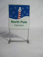 Winross 1998 Signs of Our Times NORTH POLE THIS EXIT