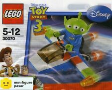 Lego Disney Pixar Toy Story 30070 Polybag: Alien Space Ship Minifigure - SEALED