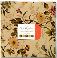 Heart's Content By Laundry Basket Quilts - Layer Cake
