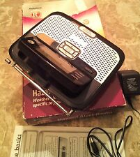 Radio Shack Hazard  Weather Alert Radio Model 12-262