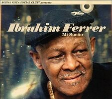 IBRAHIM FERRER - MI SUENO 180G, DOWNLOADCODE, 12 S. BOOK  VINYL LP + MP3 NEU