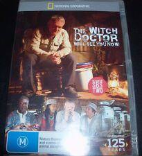 The Witch Doctor Will See You Now National Geographic (Aust Region 4) DVD – New