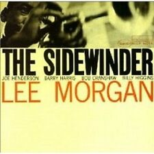 "LEE MORGAN ""THE SIDEWINDER"" CD 6 TRACKS NEU"