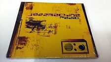 Jazzmachine ‎-  Radio - CD Musica Jazz Swing