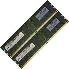 16gb (4x4gb) ddr2-800 pc2-6400p ECC Registered cl6 240-pin di memoria (RAM)