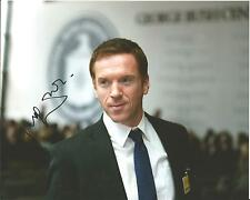 Hand Signed 8x10 photo DAMIAN LEWIS in HOMELAND as NICHOLAS BRODY + my COA