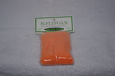 MCFLY FOAM FLY TYING EGG YARN STEELHEAD ORANGE