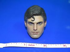 Hot Toys 1:6  MMS207 2013 Toy Fairs Exclusive Superman Evil Ver. - Head Sculpt
