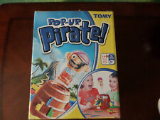 Tomy Pop-Up-Pirate Game - Complete