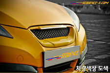 SEQUENCE SPEC-1 Radiator Grille for Hyundai Genesis Coupe 09-12