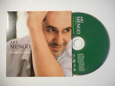 ART MENGO : J'AI VIDÉ MON GRENIER ♦ CD SINGLE PORT GRATUIT ♦