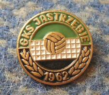 GKS JASTRZEBIE VOLLEYBALL POLAND CLUB 1980's PIN BADGE