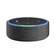 Amazon Echo Dot Case (fits Echo Dot 2nd Generation only), Charcoal Fabric
