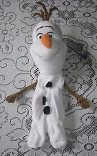 NWT Build A Bear Disney Olaf Frozen Snowman Plush Stuffed Animal Unstuffed
