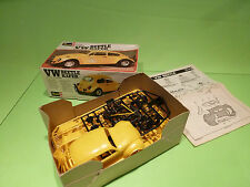 REVELL  H-7211 KIT VW VOLKSWAGEN BEETLE KAFER - YELLOW 1:25 - NEAR MINT IN BOX