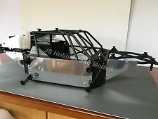 Losi 5ive-T / Losi 5 - JS Performance Alloy Roll Cage Panels / Mud Deflectors