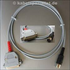 Amiga DFÜ Kabel an  Commodore Floppy 1541 / 1571 / 1581