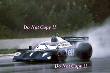 Ronnie Peterson Tyrell P34 Canadian Grand Prix 1977 Photograph 3