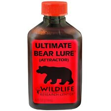 Wildlife Research Center Ultimate Bear Lure Scent 4oz #00100 Super Sweet