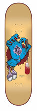 "SANTA CRUZ - Screaming Hand - Sean Cliver Hand  Skateboard Deck - 8.5"" wide"