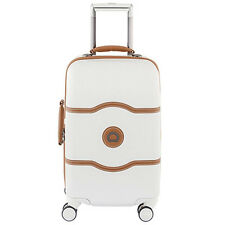 "Delsey Chatelet Hard Plus 21"" Angora 4-Wheel Carry-on Spinner"
