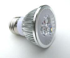 3X3 Watt LED 940nm IR Infrared Bulb illuminator Spot-light E27 invisible no glow