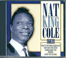 Nat King Cole Forever Gold vol.2 (2003) CD NUOVO How High The Moon Body And Soul