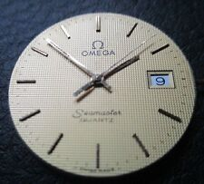 OMEGA SEAMASTER 1430(Eta-esa 255.411) quartz  vintage movement.Full dial,working
