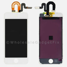 White LCD Screen Display Touch Screen Digitizer for iPod Touch 5 5th Generation