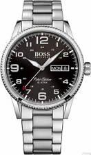 Men's Hugo Boss Pilot Vintage Stainless Steel Watch 1513327