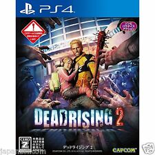 Dead Rising 2 SONY PS4 PLAYSTATION JAPANESE NEW JAPANZON