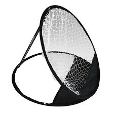 Portable Pop up Golf Chipping Pitching Practice Net Training Aid Driver Tool New