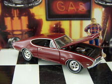 JOHNNY LIGHTNING 1969 OLDSMOBILE CUTLASS 4-4-2  LOOSE  MUSCLE CARS USA SERIES