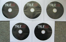 TRUE BLOOD THE COMPLETE THIRD SEASON THREE 3 5-DISC BLU-RAY ONLY NO CASE HORROR