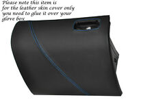 BLUE STITCH GLOVE BOX LID LEATHER SKIN COVER FITS MITSUBISHI GTO 3000GT 92-99