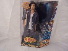 2003 Mattel FLAVAS Liam Doll Ethnic Hip Hop Doll - RARE - MIB - NRFB !
