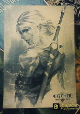 The Witcher 3 Ciri Vintage Style Home Decor Poster Wall Painting 42*29.7cm