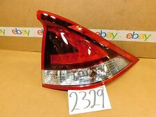 12 13 14 Honda Insight LED PASSENGER Side Tail Light Used Rear Lamp #2329-T