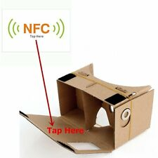 New 1 Pcs 3D NFC Tag For DIY Google Cardboard vr Virtual Reality 3D Glasses
