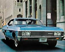1967 Chevrolet Impala SS Automobile Photo Poster zc7362-7OVEFU