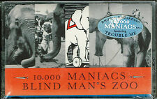 Blind Man's Zoo by10,000 Maniacs (Cassette) BRAND NEW FACTORY SEALED